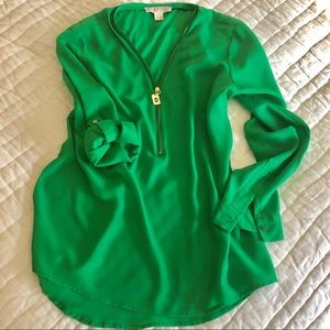 50% OFF ALL MY CLOSET Michael Kors Silky Tunic